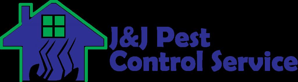 J&J Pest Control Service Logo