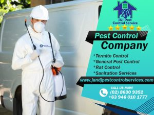 Pest Control Company Quezon City Metro Manila