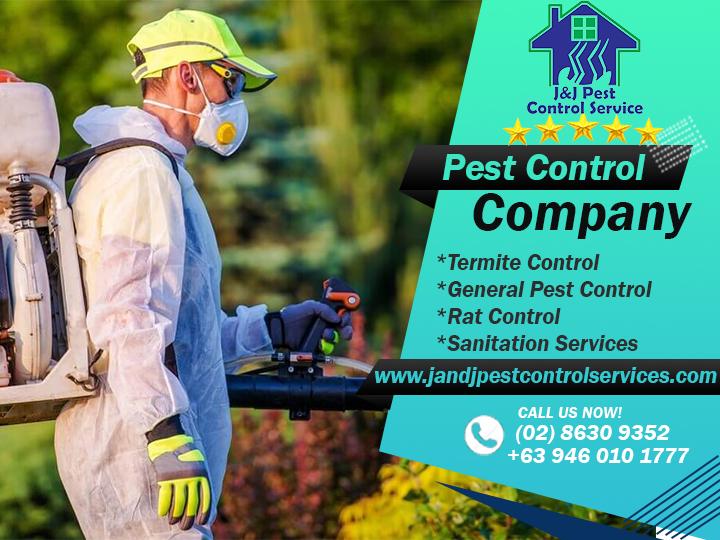 Pest Control Company Manila City Metro Manila