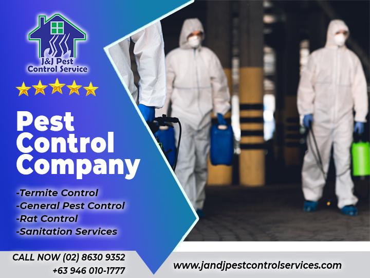 Pest Control Company Pasig City Metro Manila